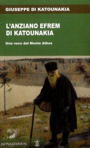 Copertina di 'L' anziano Efrem di Katounakia'