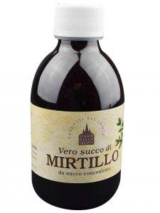 Copertina di 'Succo di mirtillo 250 ml.'