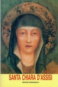 Copertina di 'Santa Chiara d'Assisi'