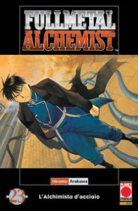 Copertina di 'Fullmetal alchemist. L'alchimista d'acciaio'