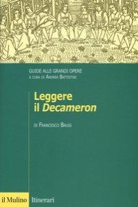 Copertina di 'Leggere il «Decameron». Guide alle grandi opere'