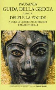 Copertina di 'Guida della Grecia. Testo greco a fronte'
