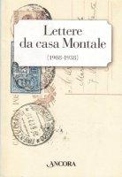 Lettere da casa Montale (1908-1938) - Zuffetti Zaira