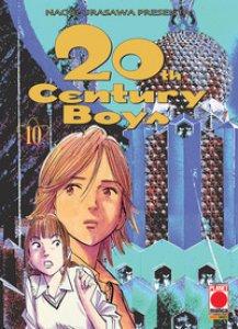 Copertina di '20th century boys'
