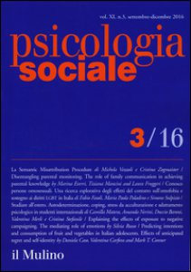 Copertina di 'Psicologia sociale (2016)'
