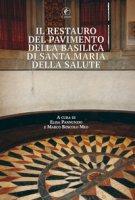 Il restauro del pavimento della basilica di Santa Maria della Salute