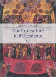 Copertina di 'Quattro culture dell'Occidente'