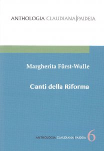 Copertina di 'I canti della riforma'