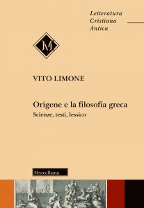 Copertina di 'Origene e la filosofia greca.'