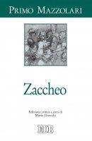 Zaccheo - Primo Mazzolari