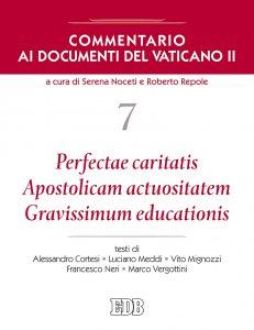Copertina di 'Commentario ai documenti del Vaticano II. Vol 7'