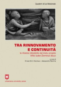 Copertina di 'Tra rinnovamento e continuità'