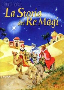 Copertina di 'La storia dei Re Magi'