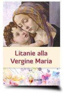 Copertina di 'Litanie alla Vergine Maria'