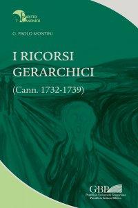 Copertina di 'I ricorsi gerarchici (Cann. 1732-1739)'