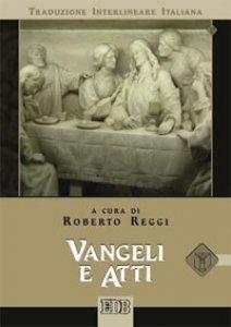 Copertina di 'Vangeli e atti'