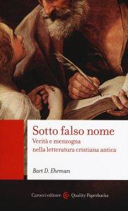 Copertina di 'Sotto falso nome'