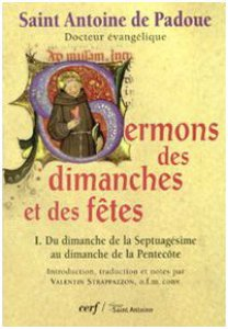 Copertina di 'Sermons des dimanches et des fêtes'