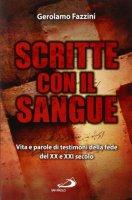 Scritte con il sangue - Gerolamo Fazzini