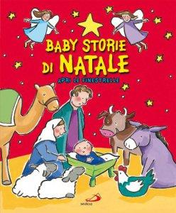 Copertina di 'Baby storie di Natale'