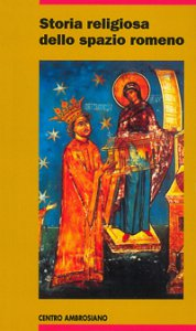 Copertina di 'Storia religiosa dello spazio romeno'