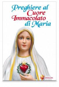 Copertina di 'Preghiere al cuore immacolato di Maria'