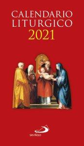 Calendario liturgico 2021 libro, San Paolo Edizioni, giugno 2020