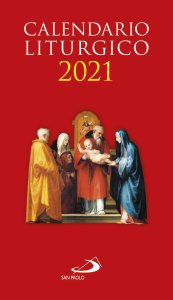 Copertina di 'Calendario liturgico 2021'