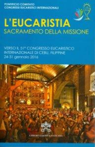 Copertina di 'Eucaristia, sacramento della missione'