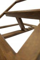 Immagine di 'Leggio economico da tavolo in legno - 32x40 cm'