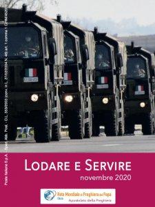 Copertina di 'Lodare e Servire. Novembre 2020'