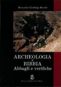 Copertina di 'Archeologia e Bibbia'