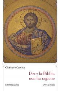 Copertina di 'Dove la Bibbia non ha ragione'