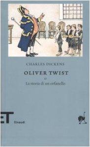 Copertina di 'Oliver Twist o la storia di un orfanello'