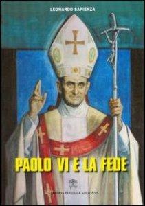Copertina di 'Paolo VI e la fede'