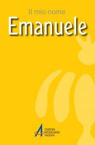 Copertina di 'Emanuele'