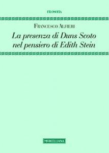 Copertina di 'La presenza di Duns Scoto nel pensiero di Edith Stein'