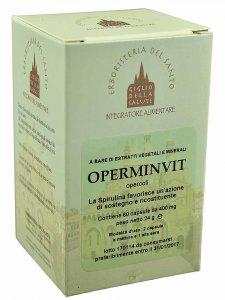 Copertina di 'Integratore alimentare Operminvit 24 gr.'