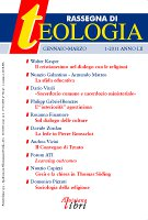 Rassegna di Teologia n. 1/2011