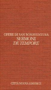 Copertina di 'Sermoni de tempore'