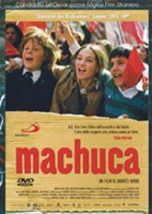 Copertina di 'Machuca'