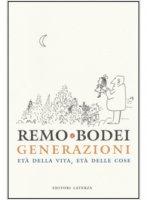 Generazioni - Remo Bodei