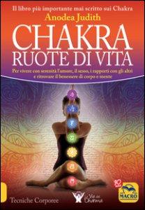 Copertina di 'Chakra ruote di vita'