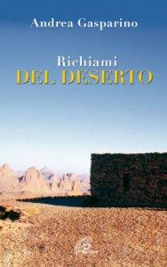 Copertina di 'Richiami del deserto'