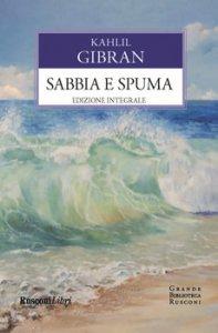 Copertina di 'Sabbia e spuma'