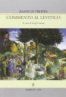 Commento al levitico - Rashi di Troyes