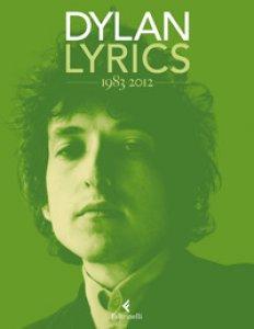 Copertina di 'Lyrics 1983-2012'