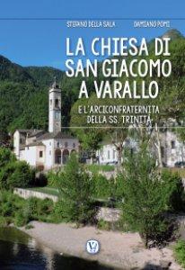 Copertina di 'La chiesa di San Giacomo a Varallo'
