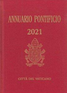 Copertina di 'Annuario Pontificio 2021'