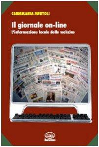 Copertina di 'Il giornale on-line. L'informazione locale delle webzine'